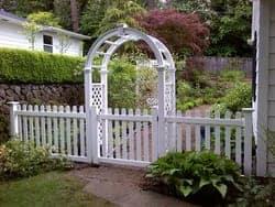 gate arbor