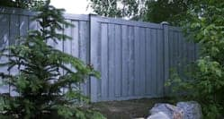 Eco Stone Ashland fencing